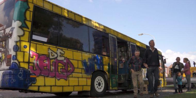 De Jongerenbus is terug!!!